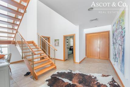Vacant 1st July |Type 5 |5 Bed Golf View