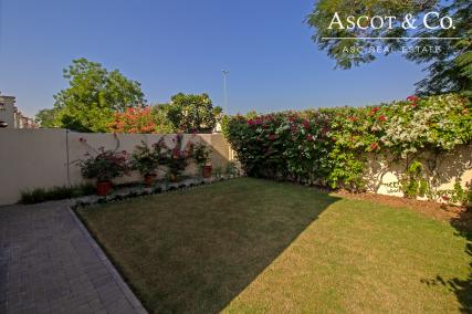 Well Maintained   Landscaped Garden  Now