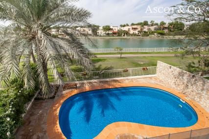 Upgraded | Full Lake View | Private Pool