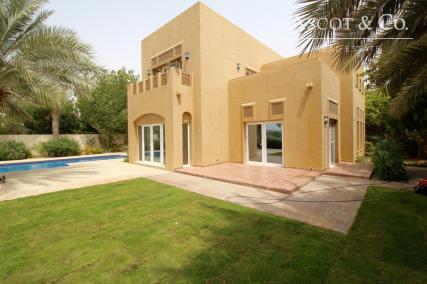 Upgraded Villa|Private Pool |Golf Course