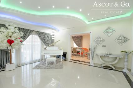 Stunning 4 Bed + Maids with Private Pool