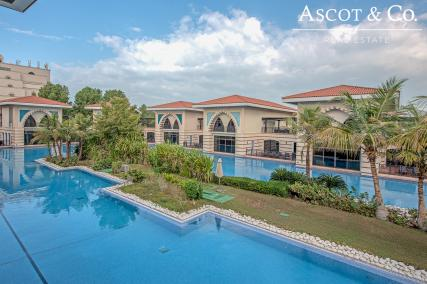 Exclusive | Furnished Royal Residence Lagoon Villa