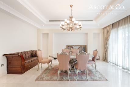 Rare 6 Bedroom + Maid | Golf Course View