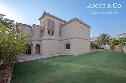 Beautiful 5 Beds + Maid�s | Large Garden