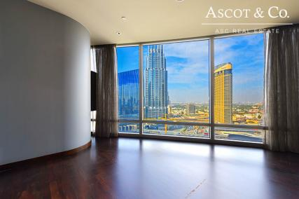 3BR + Maid| DIFC View | Closed Kitchen