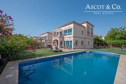 Rare 3 Bed    Private Pool    Large Plot