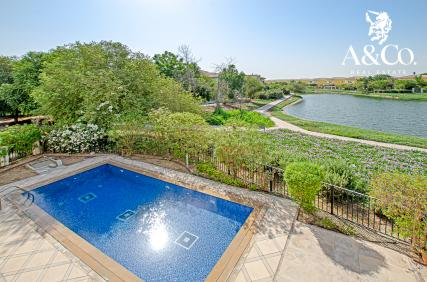4 Bed | Amazing Lake View | Private Pool